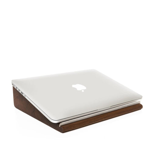 EcoStand MacBook stand - Walnut
