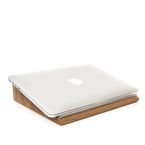 EcoStand MacBook stand - Oak