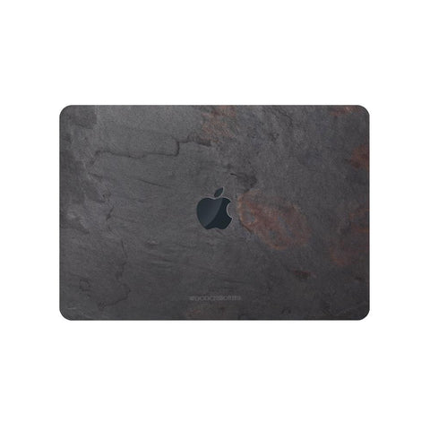 "EcoSkin Stone - MacBook 15"" - Volcano Black"