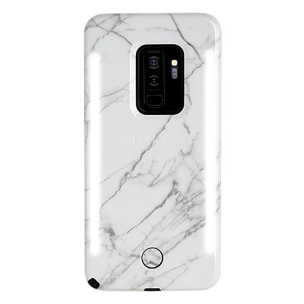 DUO for Galaxy S9 Plus - White Marble
