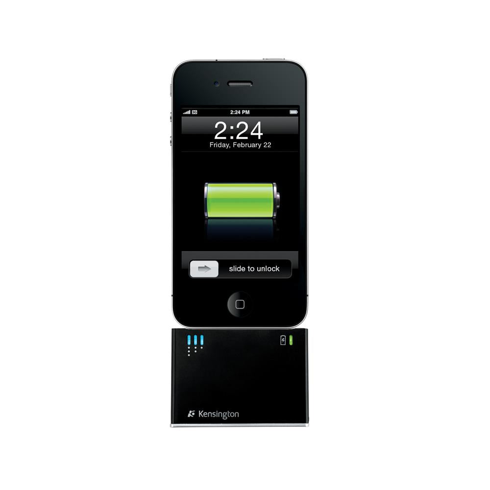 Charging Dock with Mini Battery Pack for iPhone 4/4S
