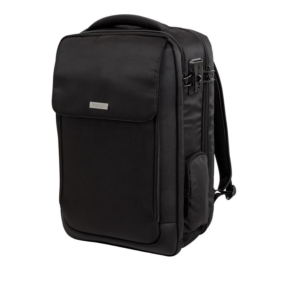 "SecureTrek 17"" Laptop Overnight Backpack"