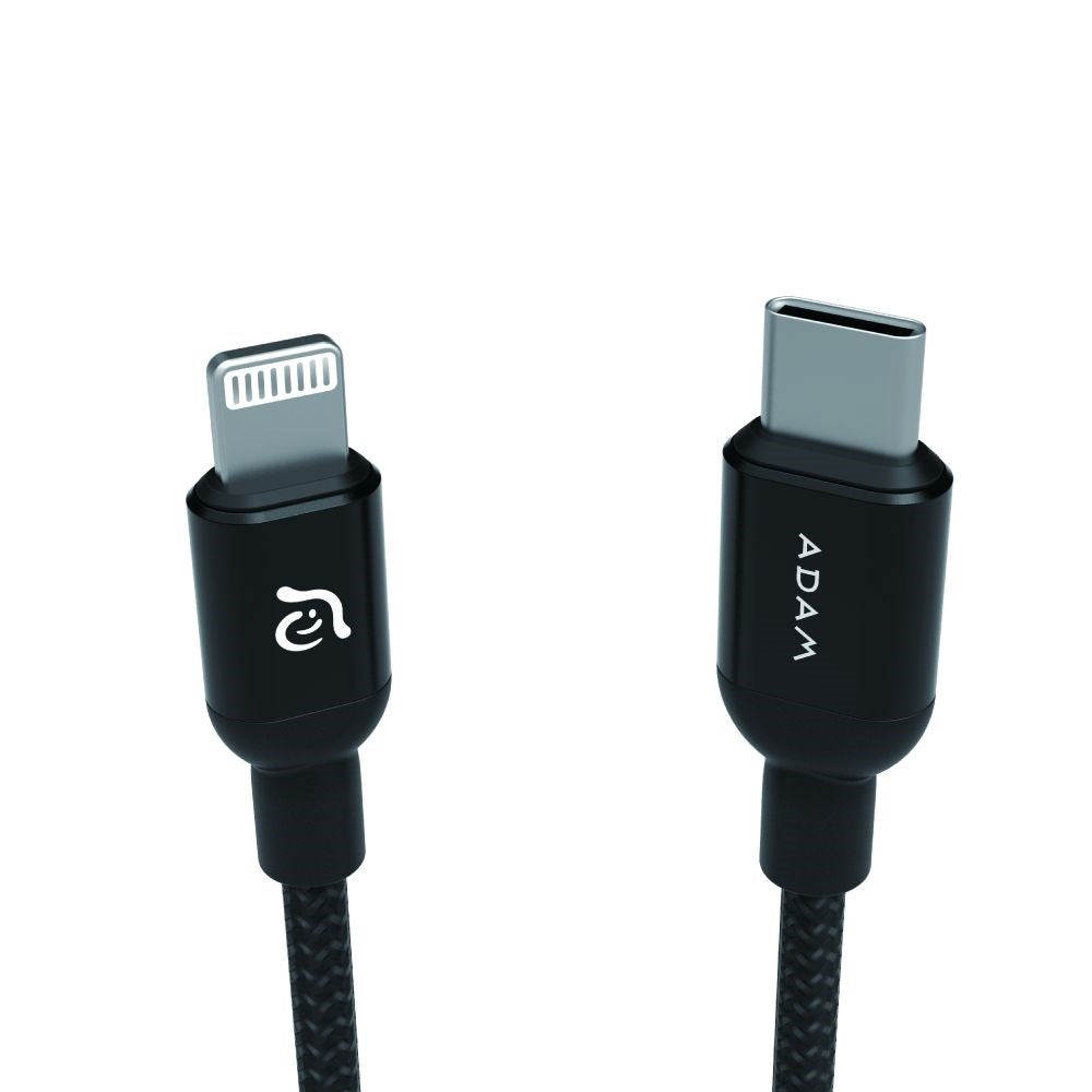 PeAK II - USB-C to Lightning 120cm - Black