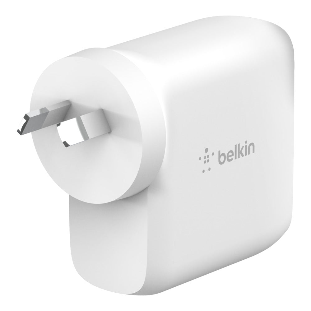 Boostcharge Dual USB-C PD Wall Charger 68W