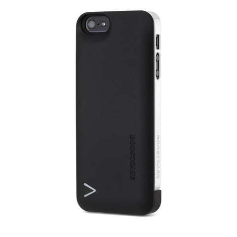 Hybrid Power Case - iPhone 5/5s/SE - Black and White