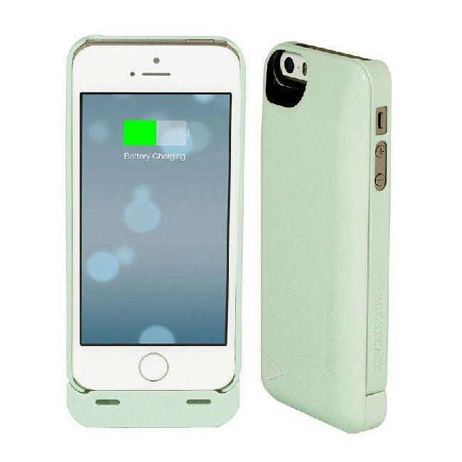 Hybrid Power Case - iPhone 5/5s/SE - Seafoam