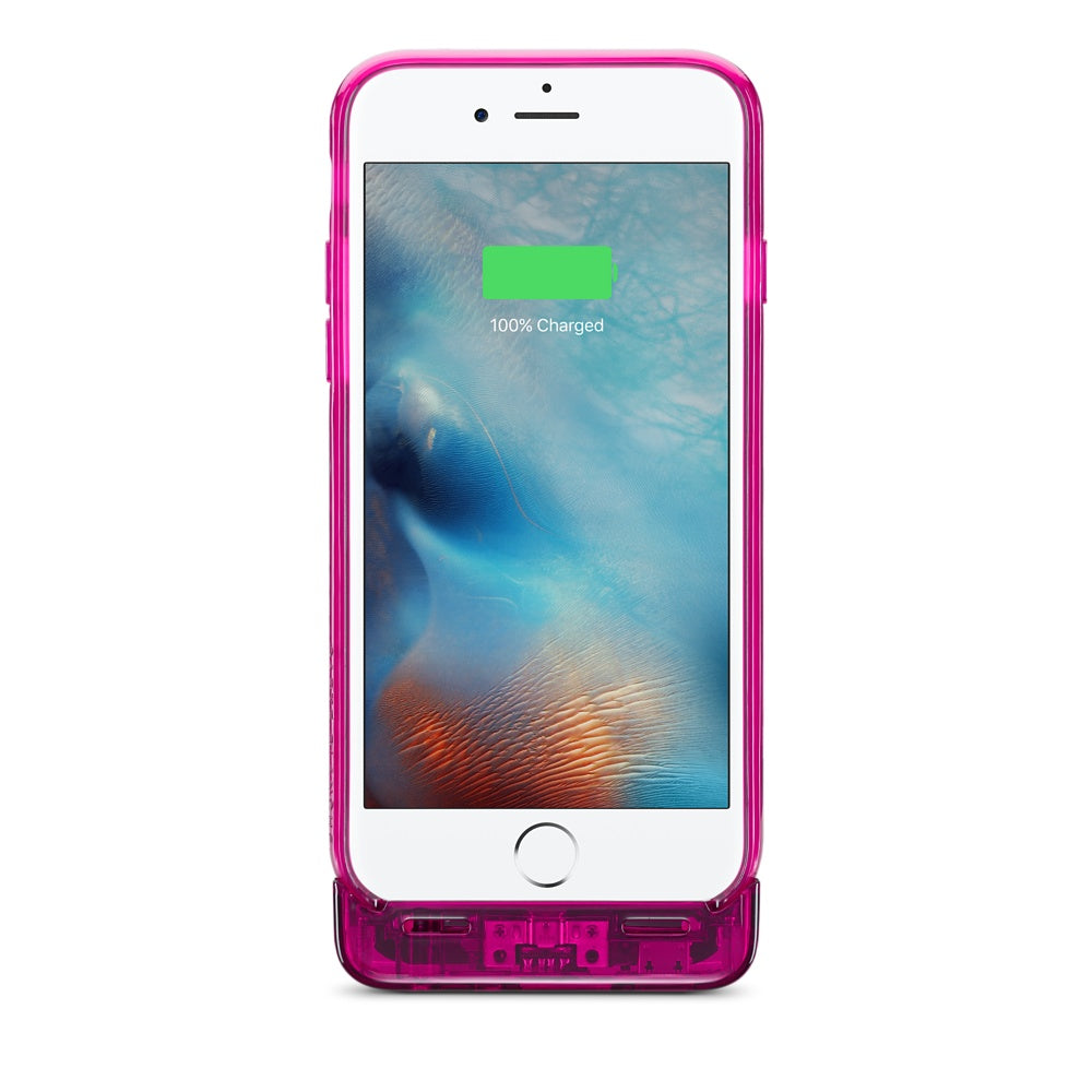 Hybrid Power Case - iPhone 6/6s - Pink Tourmaline