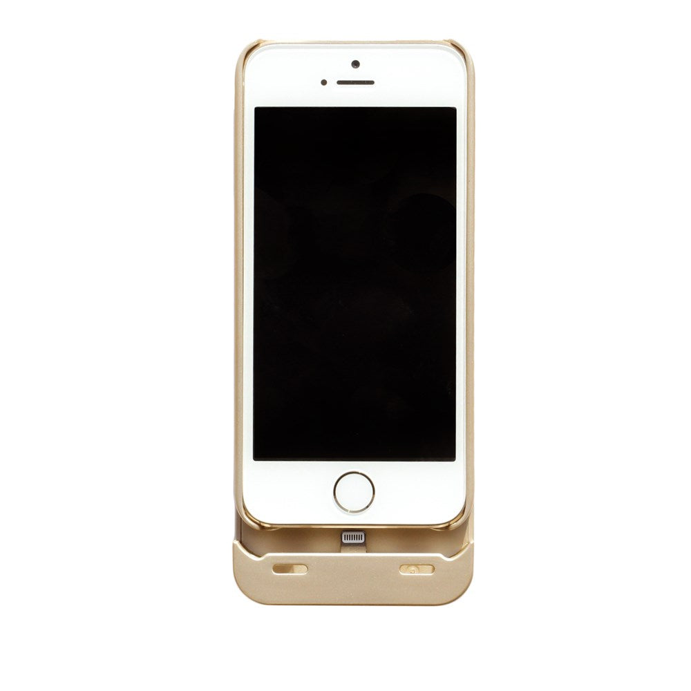 Hybrid Power Case - iPhone 5/5s/SE - Gold