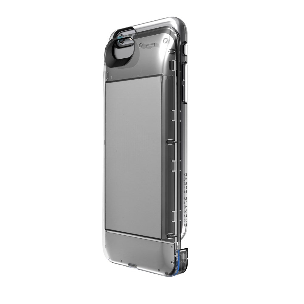 Hybrid Power Case - iPhone 6/6s - Clear