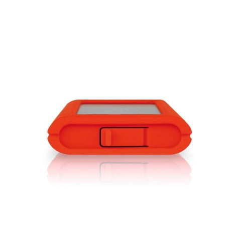 Tuff Nano 512GB USB-C SSD - Tomato Red