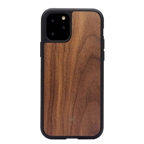EcoCase Bumper - iPhone 11 Pro Max - Walnut