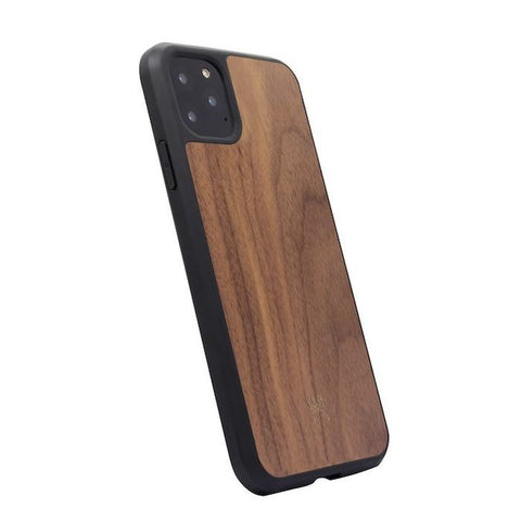 EcoCase Bumper - iPhone 11 Pro - Walnut