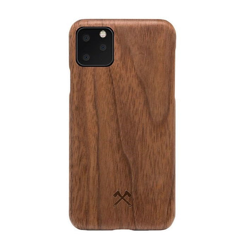 EcoCase Slim - iPhone 11 Pro Max - Walnut
