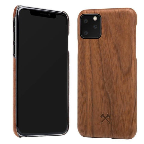 EcoCase Slim - iPhone 11 - Walnut