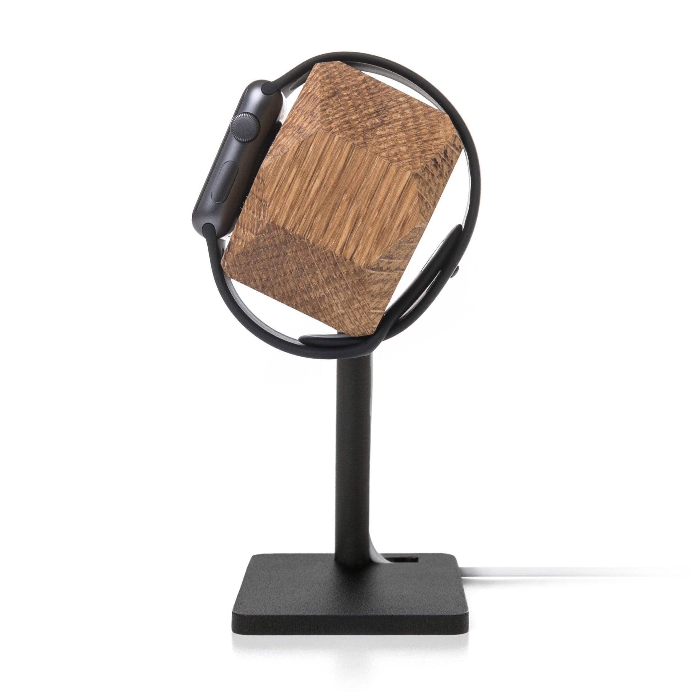 EcoDock Watch - Oak