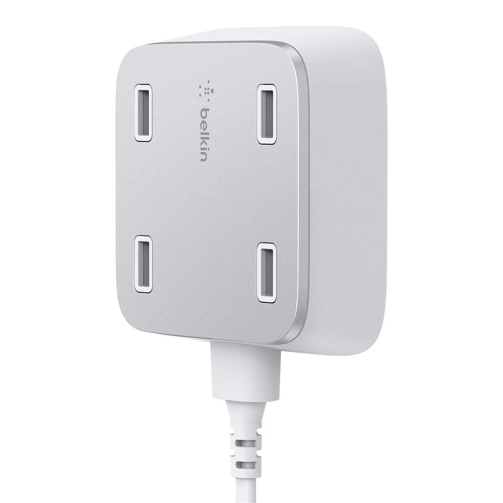 Family RockStar 4-Port USB Charger