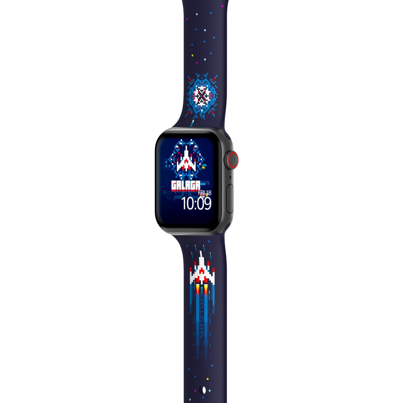 Galaga Fighter 38/40mm Apple Watch