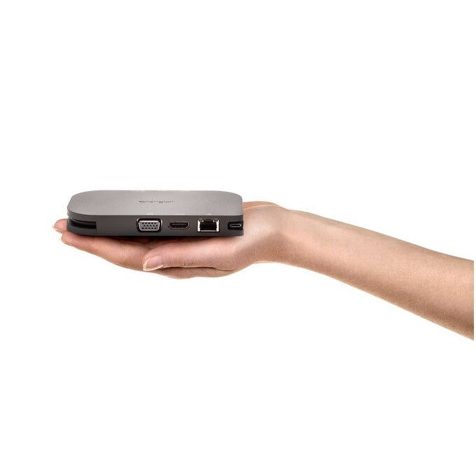 SD1600P USB-C Mobile Docking Station with pass through charging