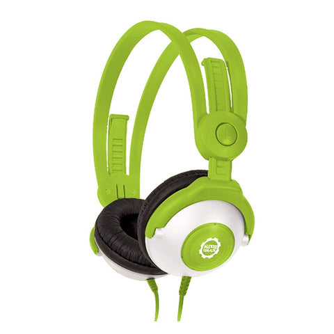 Wired Headphones - Green