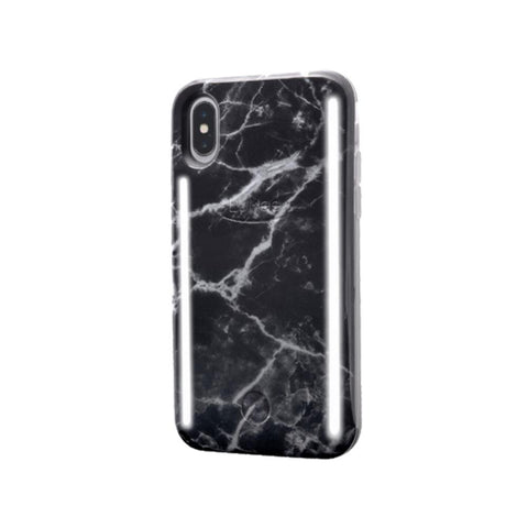 DUO for iPhone X/XS - Black Marble
