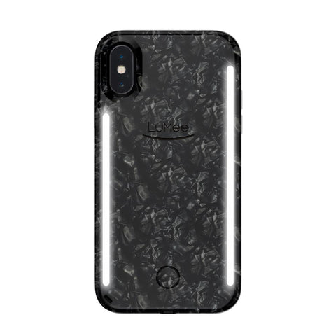 DUO for iPhone XS - Pearl Black v2