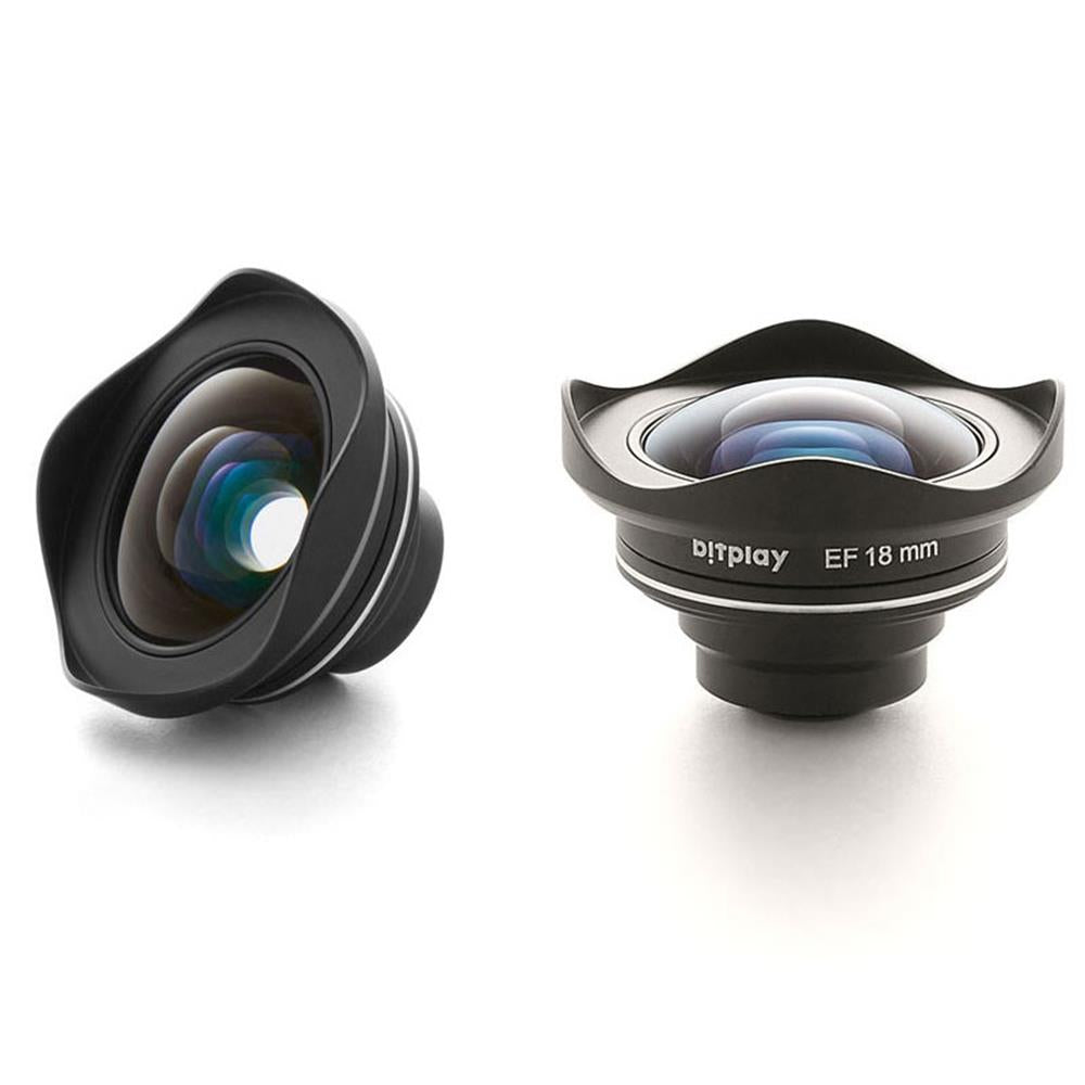 Snap! 7 - HD Wide Angle EF Lens 18mm