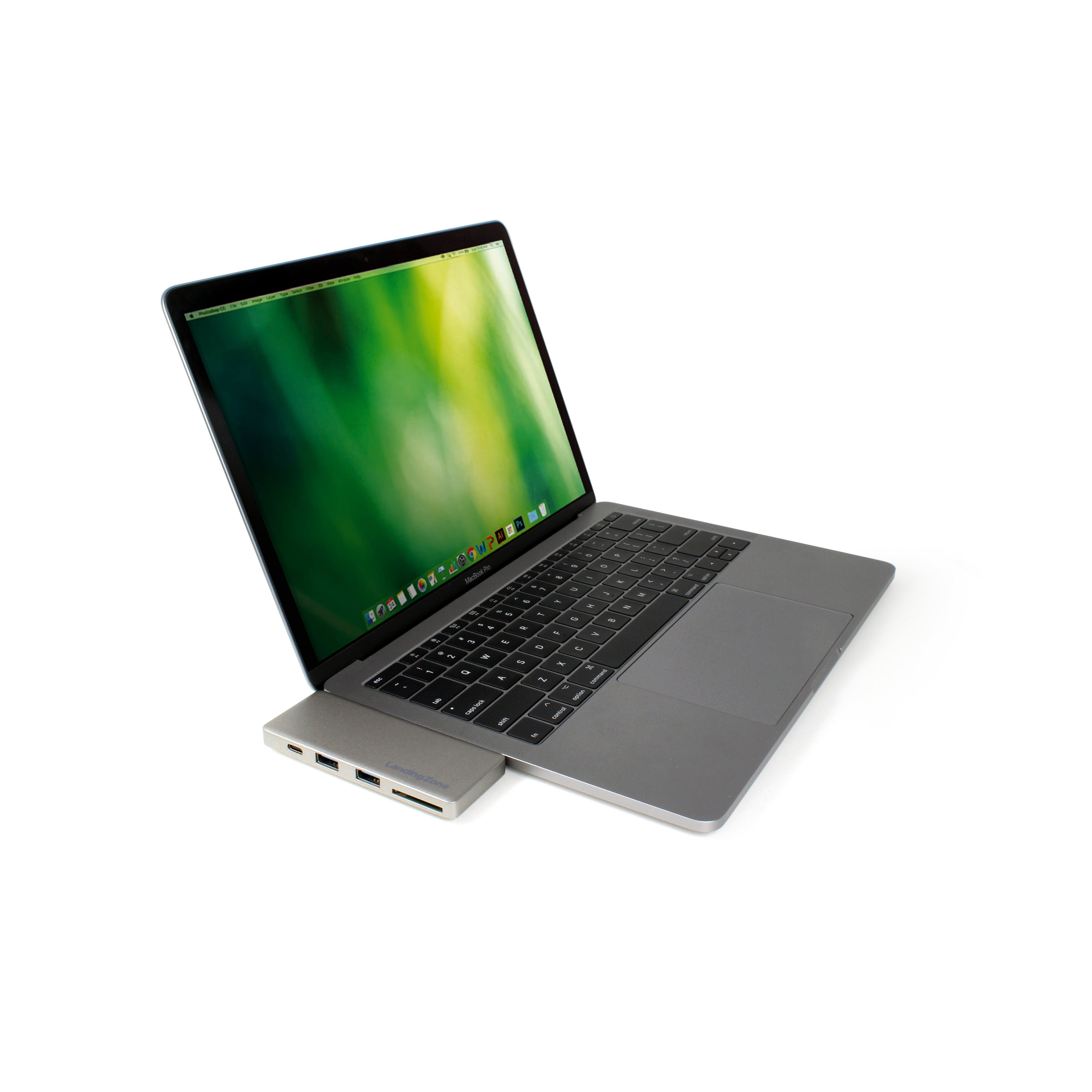 USB-C Hub for New MacBook Pro - Space Grey