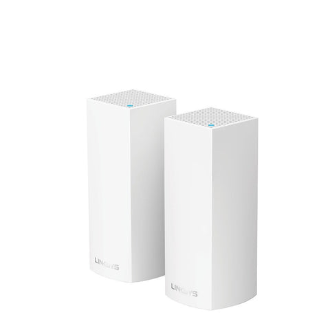 Velop Intelligent Mesh Dual Pack Tri-Band - AC4400
