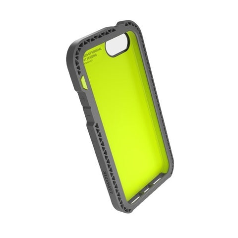 Seismik for iPhone 5/5s/SE - Green/Grey
