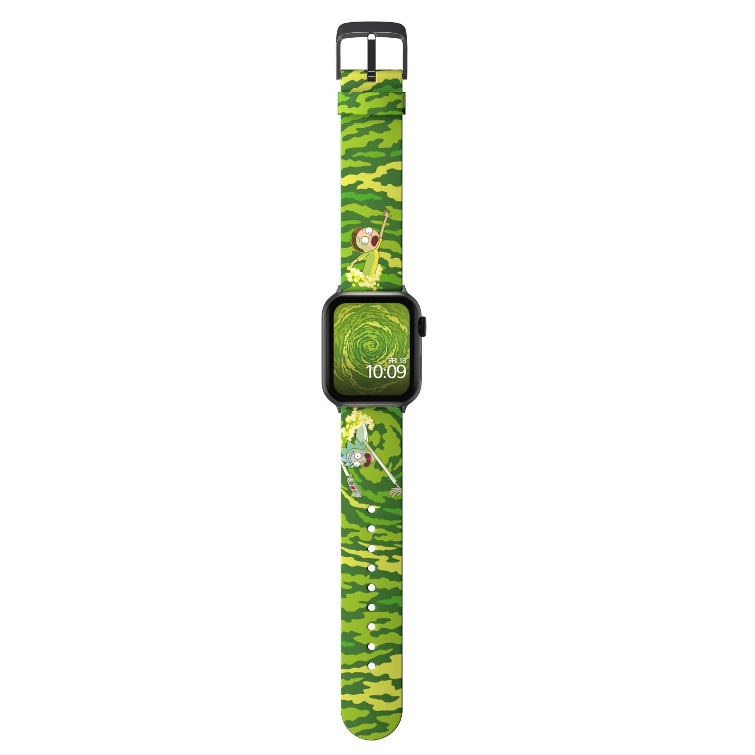 Rick and Morty - Open Portal Edition - Apple Watch