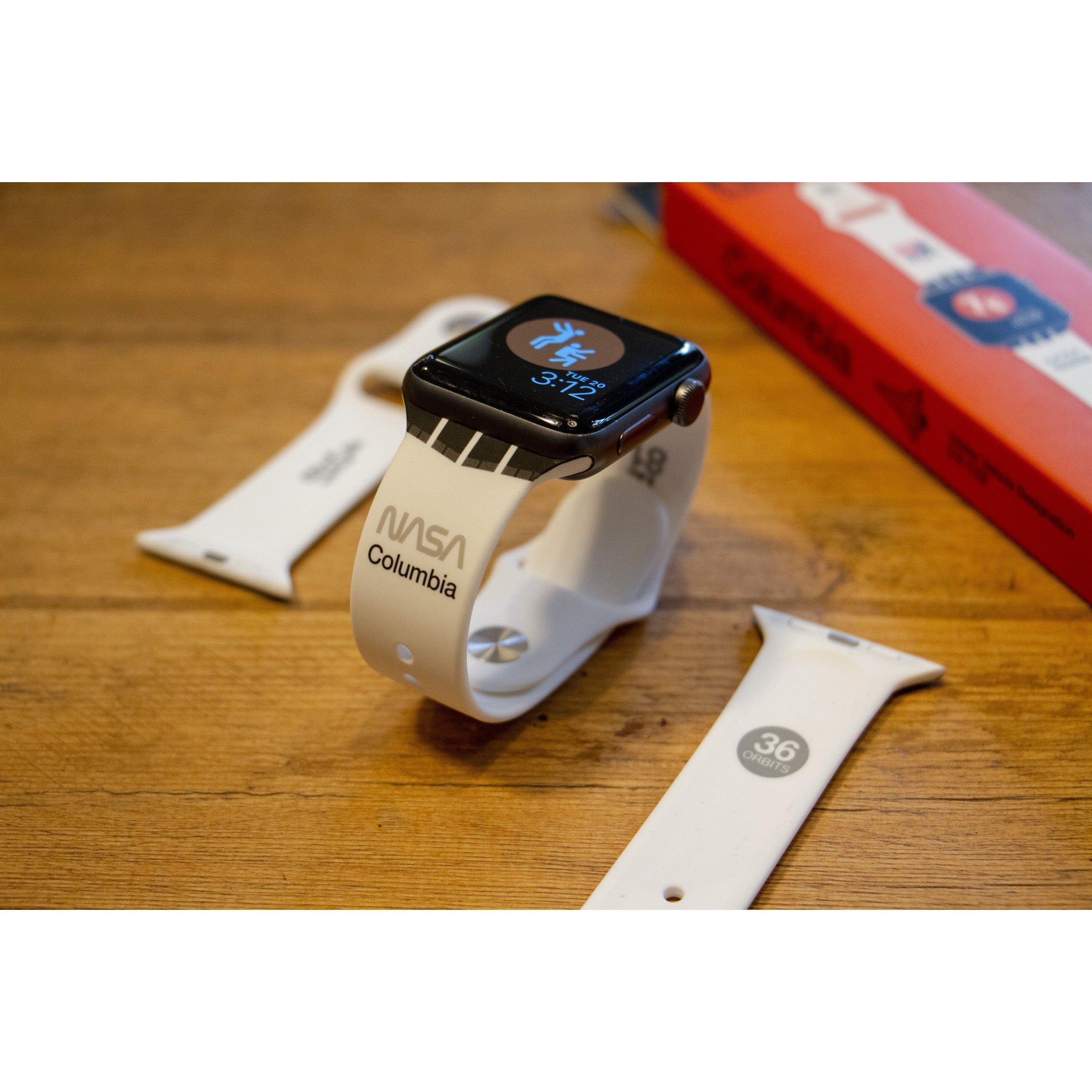 The First Shuttle 42/44mm Apple Watch