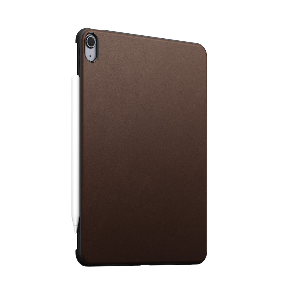 Rugged Case - iPad Air (4th Gen) - Leather - Brown