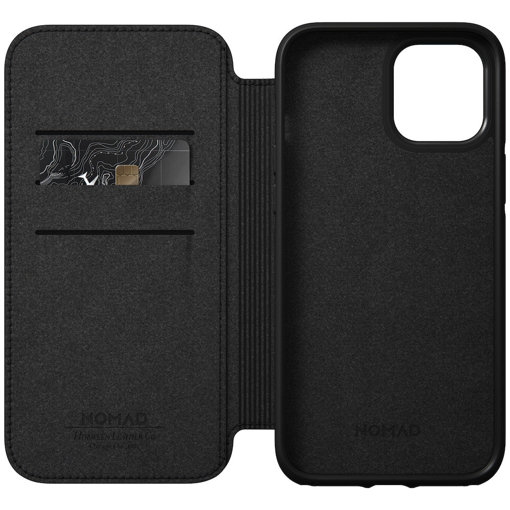 Folio - Rugged - iPhone 12 Pro Max - Black