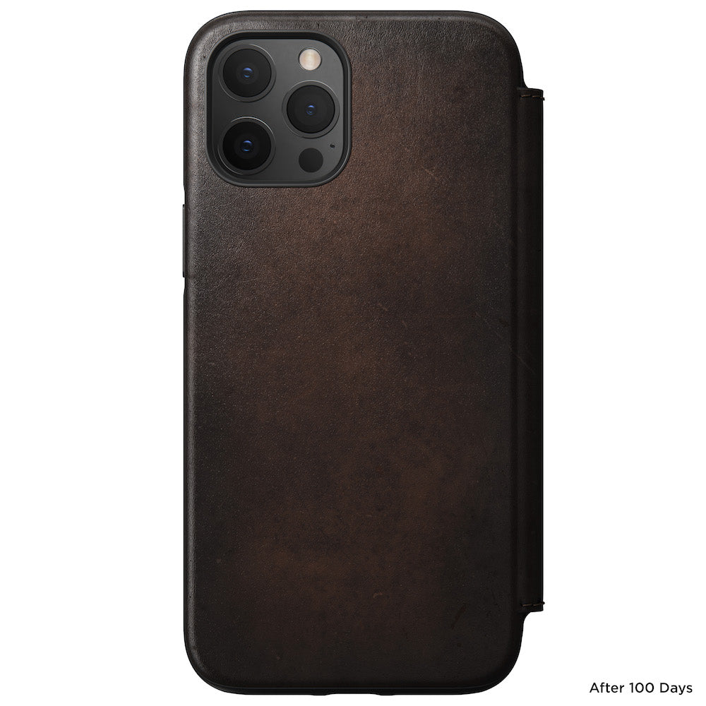 Folio - Rugged - iPhone 12 Pro Max - Brown