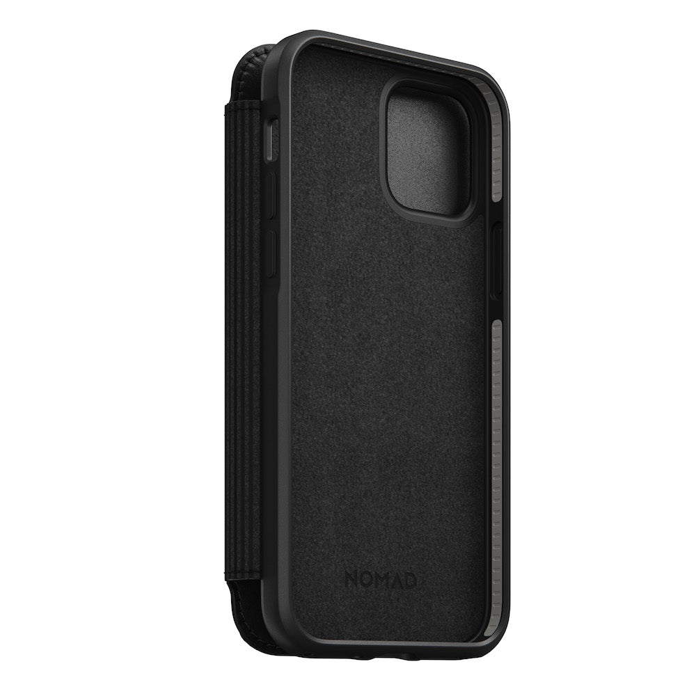 Folio - Rugged - iPhone 12/12 Pro - Black