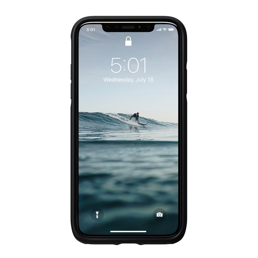 Leather Case Active - iPhone 11 - Black