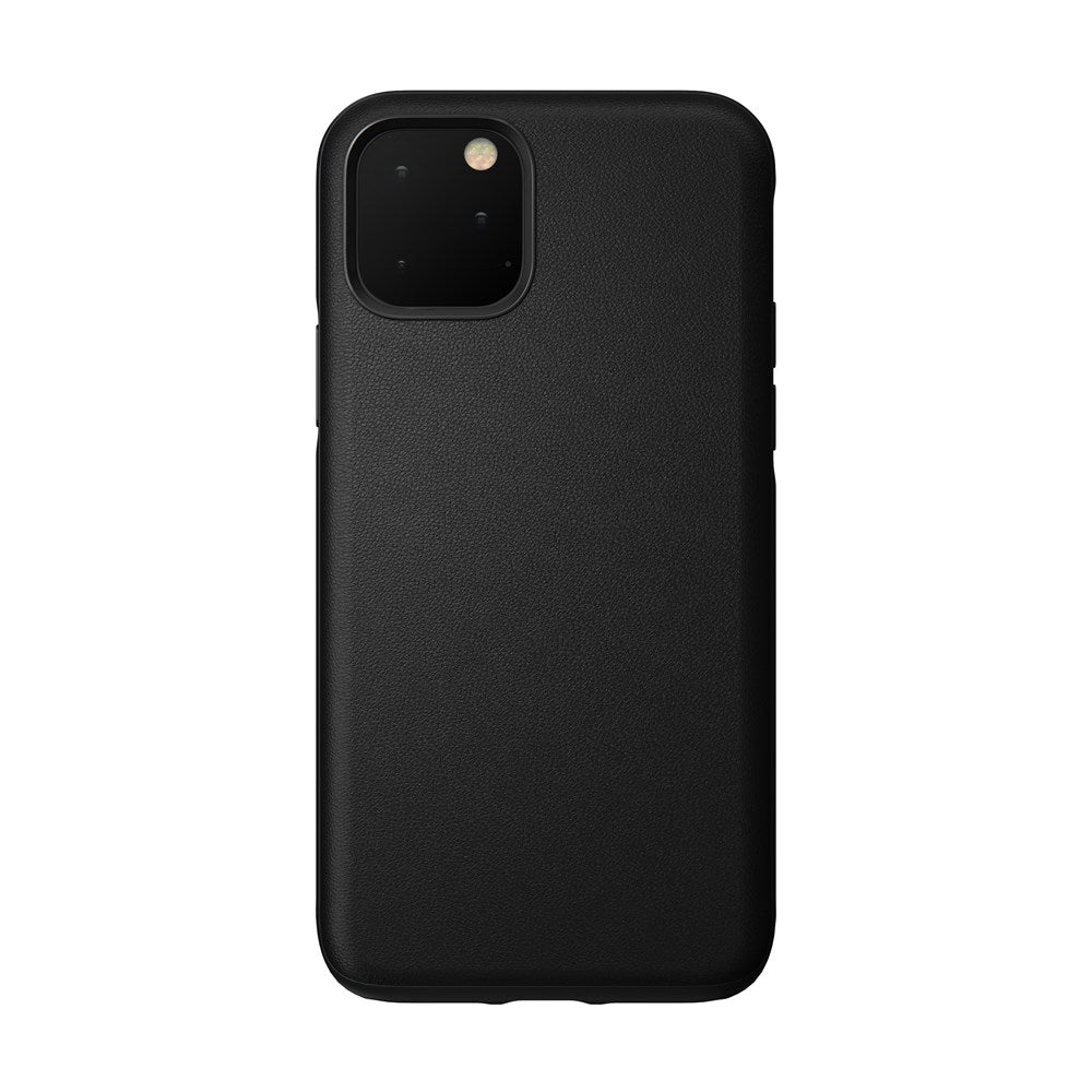 Leather Case Active - iPhone 11 Pro - Black
