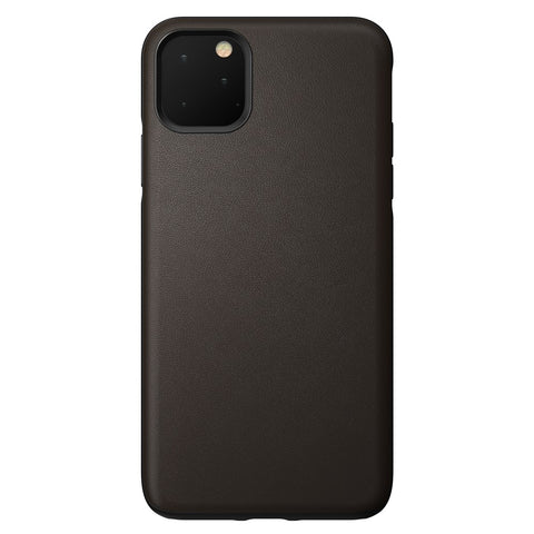 Leather Case Active - iPhone 11 Pro Max - Mocha Brown