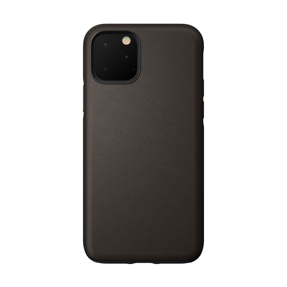 Leather Case Active - iPhone 11 Pro - Mocha Brown