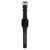 Modern Strap - Active - Apple Watch 44/42mm - Black - Black Hardware