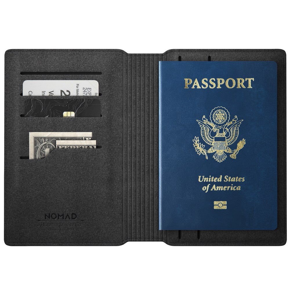 Passport Wallet Modern