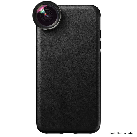 Rugged Case with Moment Lens mount - iPhone XS Max, Black