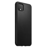 Leather Case - Rugged - Google Pixel 4 XL - Black