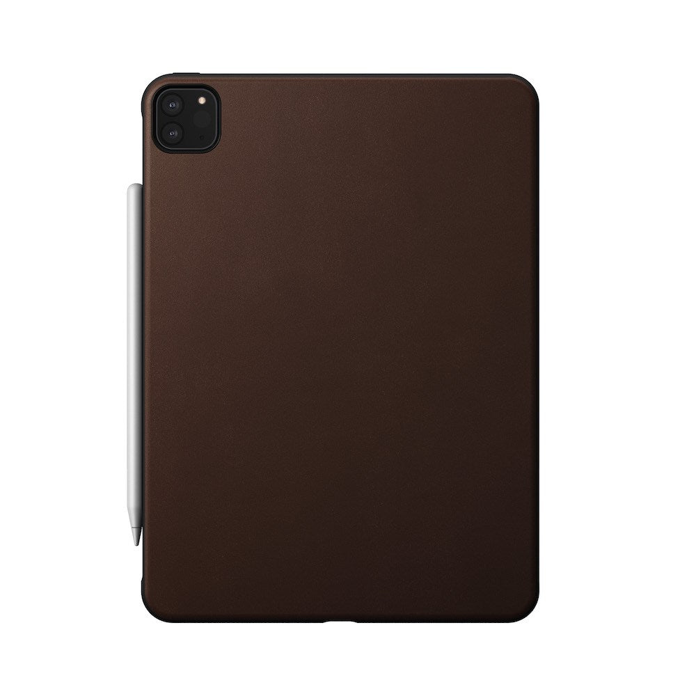 Rugged Case - iPad Pro 11 (2nd Gen) - Leather - Brown