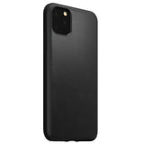 Leather Case - Rugged - iPhone 11 Pro Max - Black