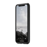 Leather Case - Rugged - iPhone X/XS - Black