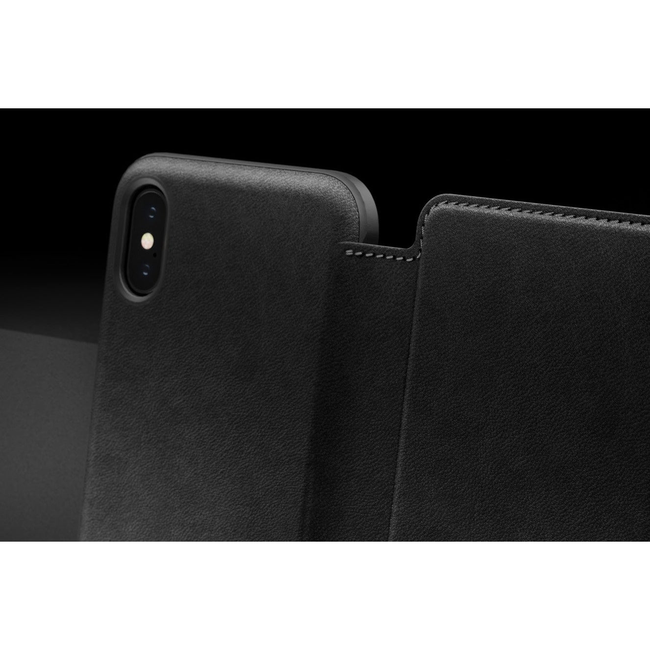 Folio - Rugged - iPhone X/XS - Black