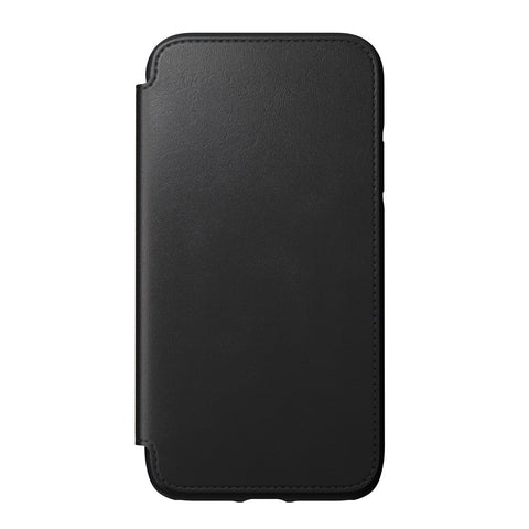 Leather Folio - Rugged - iPhone 11 - Black