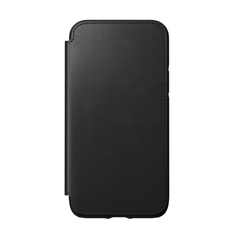 Leather Folio - Rugged - iPhone 11 Pro - Black