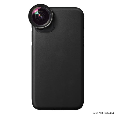 Rugged Case with Moment Lens mount - iPhone 11, Black